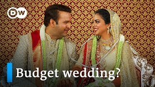 India's economy puts big fat weddings on a diet | DW News