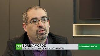 ALSTOM La fusion entre Alstom et Siemens dans le collimateur de Bruxelles