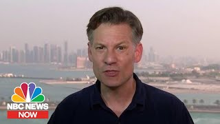 Tensions Rise In Wake Of New Iran Sanctions | NBC News Now