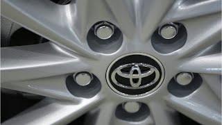 TOYOTA MOTOR CORP. Toyota Closes China Plants In Response To Coronavirus