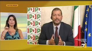 """CSX CORP. Elezioni Toscana, Andrea Romano-PD: """"Giani candidato di tutto il csx sostenuto anche da Renzi"""""""