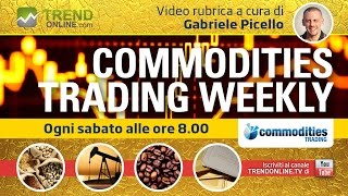 NATURAL GAS Oro e Natural Gas: Croce e Delizia