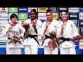Tokyo, Mondiali di Judo: ancora un oro per le judoka transalpine
