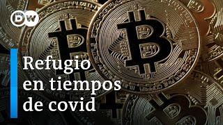 BITCOIN La pandemia mueve el bitcoin