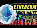 Ethereum Price Prediction! Sell the News?! ETH 2.0 Testnet TODAY!