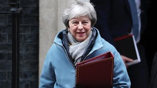 Brexit-Abkommen: May will neu verhandeln