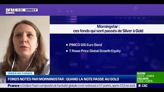 GOLD - USD Quand les fonds notés par Morningstar passent au Gold par Mara Dobrescu