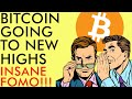 BITCOIN, GOLD, STOCKS NEW ALL TIME HIGHS!!! INSANE CRYPTO FOMO STARTING IN 2020