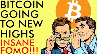 BITCOIN GOLD BITCOIN, GOLD, STOCKS NEW ALL TIME HIGHS!!! INSANE CRYPTO FOMO STARTING IN 2020