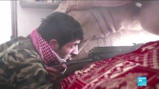 CARREFOUR Kurdes, peuple résistant au carrefour du monde arabe