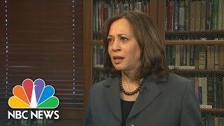 Kamala Harris Says Health Care 'Should Be A Right' | NBC News