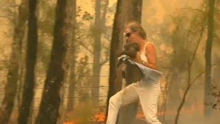 Incendi in Australia: fuoco e fumo su Adelaide e Sydney