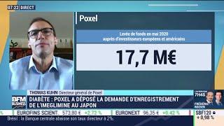 POXEL Thomas Khun (Poxel) : Poxel a déposé la demande d'enregistrement de l'Imeglimine au Japon