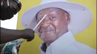 Museveni gana las elecciones presidenciales de Uganda con un 58,64 % de votos