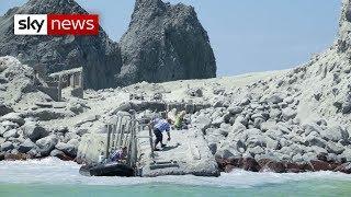 British women among those hospitalised after volcano eruption