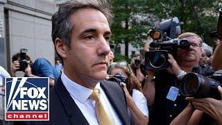 Cohen's unexpected court appearance raises questions