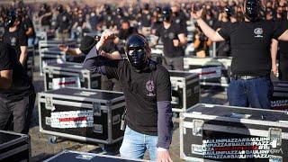 UBER INC. Wut über Coronaregeln - Proteste in Bosnien, Italien und der Schweiz