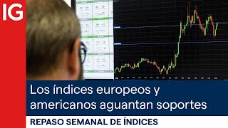 DAX30 PERF INDEX Análisis de S&P 500, DAX, Ibex y más. Europa y EE. UU. aguantan SOPORTES   Repaso semanal de índices
