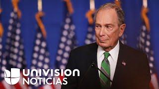 Piden investigar la donación que Bloomberg pretende hacer en Florida para permitir que exreos voten