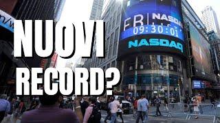 NASDAQ100 INDEX NASDAQ VERSO I NUOVI MASSIMI (nonostante la crisi) - Registrazione Webinar del lunedi - 12.10.2020