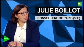 L'invitée politique - Candidature de Bournazel à Paris : «Notre force sera dans les convergences»