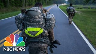As Climate Change Pushes Temperatures Higher, U.S. Army Troops Fall To Heat Illness | NBC News