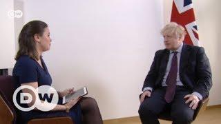 Boris Johnson: Russia's position in Skripal case is increasingly bizarre   DW English