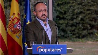 """Fernández se reivindica como solución para """"catalanes que han perdido esperanza"""""""