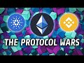 The Protocol Wars | Ethereum, Cardano and Binance
