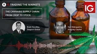 The cannabis supply chain: from crop to stock   Trading the markets