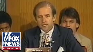 Biden from the past responds to Dems today pushing court-packing | Hannity Montage