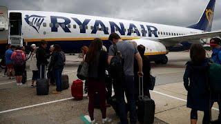 RYANAIR HOLDINGS ORD EUR0.006 Ryanair annuncia 1500 esuberi