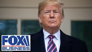 Trump, HHS Secretary Azar discuss coronavirus concerns at White House