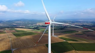 TRANSITION SHARES Germany's energy transition is at the heart of the 2021 federal election