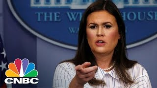 LIVE COMPANY GRP. ORD 1P LIVE: White House Holds Daily Press Briefing - Tuesday Feb. 20, 2018 | CNBC