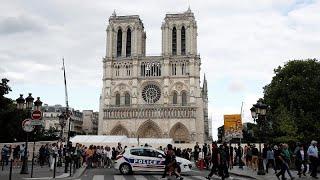 """Rogo di Notre-Dame: """"non fu atto criminale"""""""