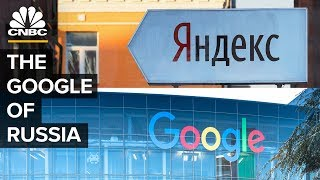 YANDEX N.V. Why Is Google Struggling In Russia? Yandex