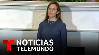 Las Noticias de la mañana, lunes 26 de octubre de 2020 | Noticias Telemundo