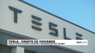 TESLA INC. Droits de douane : Tesla porte plainte contre l'Administration Trump