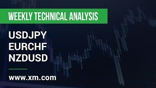 EUR/CHF Weekly Technical Analysis: 26/08/2019 - USDJPY, EURCHF, NZDUSD