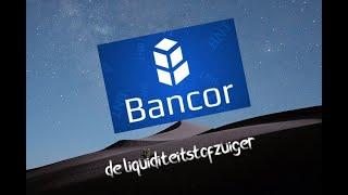 (390) Bancor: de liquiditeitstofzuiger