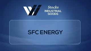 SFC ENERGY AG SFC Energy