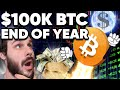 $100k BITCOIN End of Year? My Prediction is HIGHER!!!