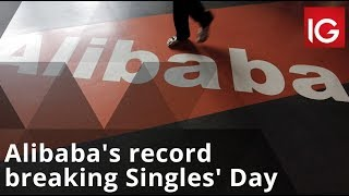 ALIBABA GROUP HOLDING Alibaba's record breaking Singles' Day