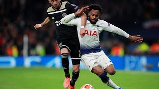 AJAX Champions League: Tottenham  0 : 1  von Ajax geschlagen