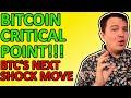 BITCOIN PRICE AT CRITICAL POINT! MY BTC ANALYSIS EXPLAINED! Daily Crypto News