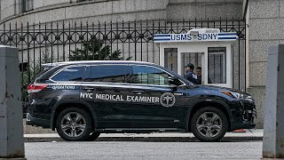 L'autopsie confirme le suicide de Jeffrey Epstein par pendaison