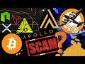 Bitcoin - Is Apollo a SCAM?!? XRP Hostile Takeover?!? $5 Million in FREE Bitcoin Accidentally Airdropped! 😂