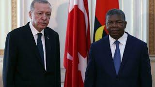 Turquie : quel est le bilan de l'offensive diplomatique d'Erdogan en Afrique? • FRANCE 24