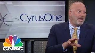 CYRUSONE INC CyrusOne CEO: Early Innings | Mad Money | CNBC
